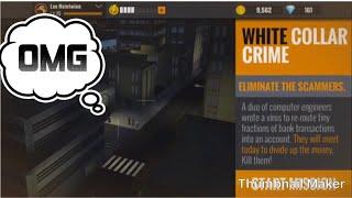 White Collar Crime, Sniper 3D assassin shoot to kill , Martinville