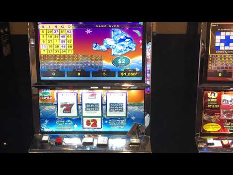 Winstar Casino Oklahoma Redscreens And Good Wins! Maxbet On A $2 High Stakes Polar Slot Machine