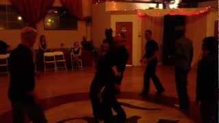 Heather Dangel 2012 Salsa Birthday Dance