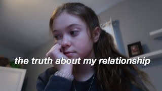 THE TRUTH ABOUT MY RELATIONSHIP