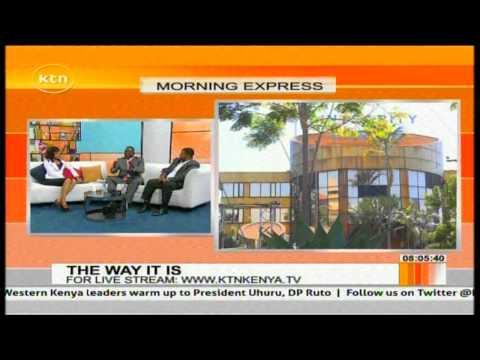 Morning Express: Kajiado Central by-election analysis by Sen. Hassan Omar and Ambrose Weda