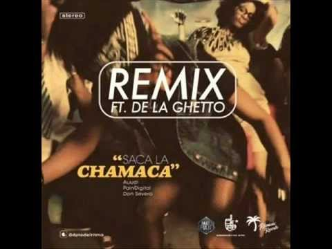 Departamento Del Ritmo Ft. De La Ghetto -- Saca La Chamaca Official Remix (original)