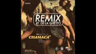 Departamento Del Ritmo Ft. De La Ghetto -- Saca La Chamaca Official Remix (original)