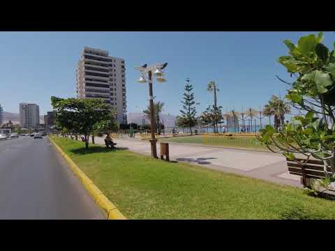 Chile 2018 5/1 Pacific Boulevard Iquique (raw gimbal)