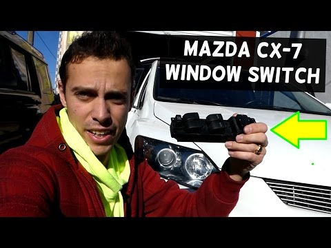how to remove door panel for mazda cx9 2007 2011 doovi audi q7 trailer wiring harness #12