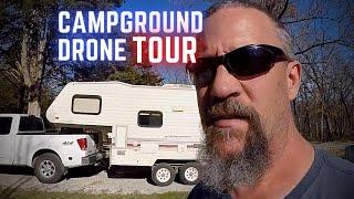 Keosauqua Iowa Campground