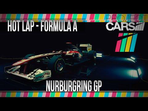 Project CARS - Hot Lap @ Nurburgring GP -...