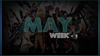 ► Top 20 | Anime Opening Charts | Week - 1 | Month (MAY) | (HD)