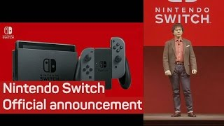 The biggest news from the Nintendo Switch presentation