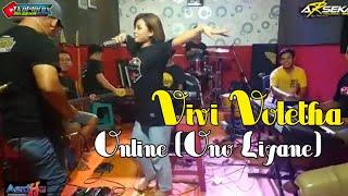 Download lagu Vivi voletha - Online ( Ono liyane ) -arseka music versi latihan