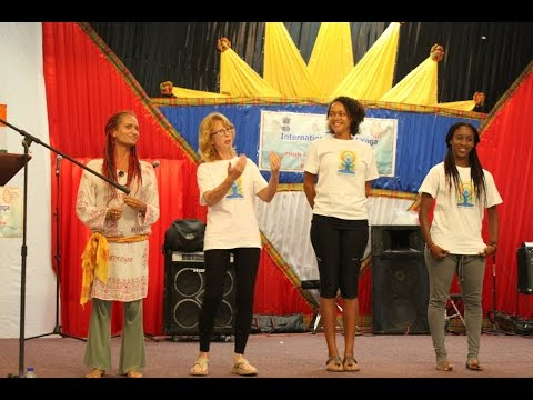International Day of Yoga - Antigua and Barbuda