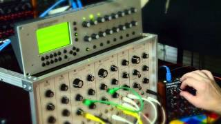 Schrittmacher Sequencer + DOEPFER DE Synthesizer
