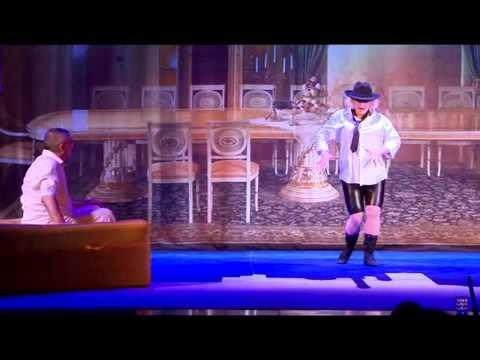 Спектакль «Любовь.Собак@Точка.RU» в Театриуме на Серпуховке...