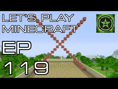 Let's Play Minecraft: Ep. 119 - The Pit X