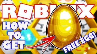 [FREE GOLDEN EGG] How To Get A FREE Golden Egg - Roblox Bee Swarm Simulator