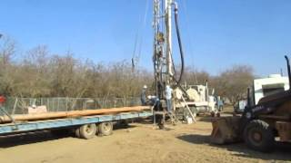 Well Drilling in Kern County California