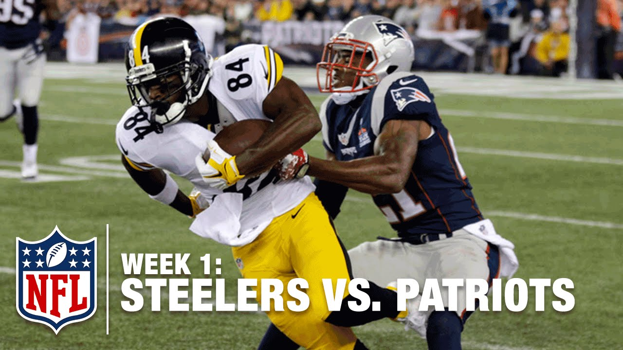 Nfl highlights steelers patriots betting trading bitcoins risk