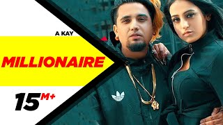 A Kay | Millionaire (Official Video) | Western Penduz | Jerry | Latest Punjabi Songs 2020