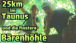 25km Taunus: Großer Feldberg, Bärenhöhle, Weiße Mauer, Ruine Falkenstein, Altkönig #250