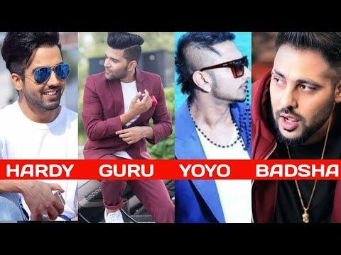 Battle Of Voice - Guru Randhawa Vs Hardy Sandhu Vs Badshah Vs Yo Yo Honey Singh