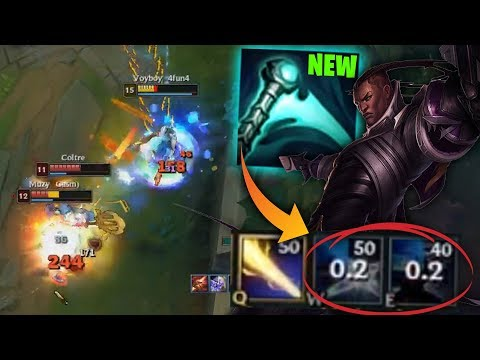 *NEW* ESSENCE REAVER ON LUCIAN IS LIKE PLAYING URF