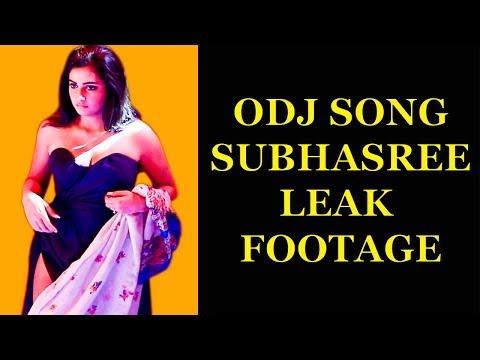 Leaked footage of Subhasree   Shakib Khan Amit Hasan Nabab  ODJ Song    Tollywood Secrets