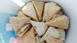 BÁNH KẸP CUỐN | Hướng dẫn cách làm bánh kẹp cuốn tại nhà thơm ngon giòn béo