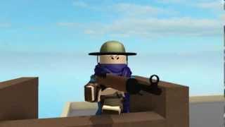 Desert Warfare - Trailer # 1 [OFFICIAL] | Roblox Game