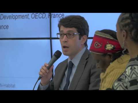Cities Take Climate Action COP21 Session video
