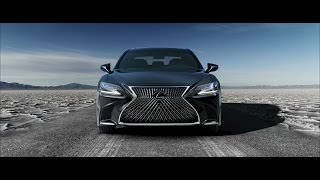 The all-new Lexus LS 500h with new Multi Stage Hybrid System thumbnail