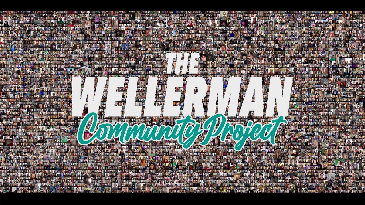 Wellerman Community Project | The Longest Johns | 6500 Singers!