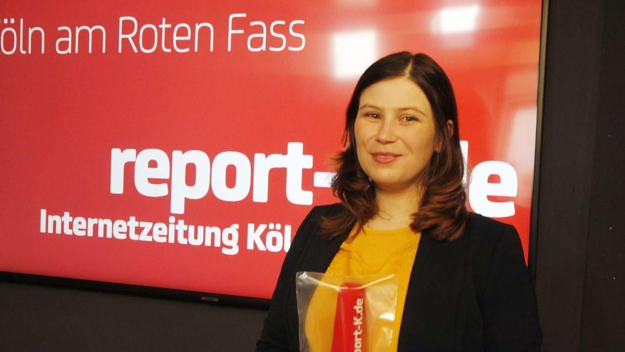YouTube: Kommunalwahl 2020: Jennifer Glashagen, Spitzenkandidatin Volt Köln