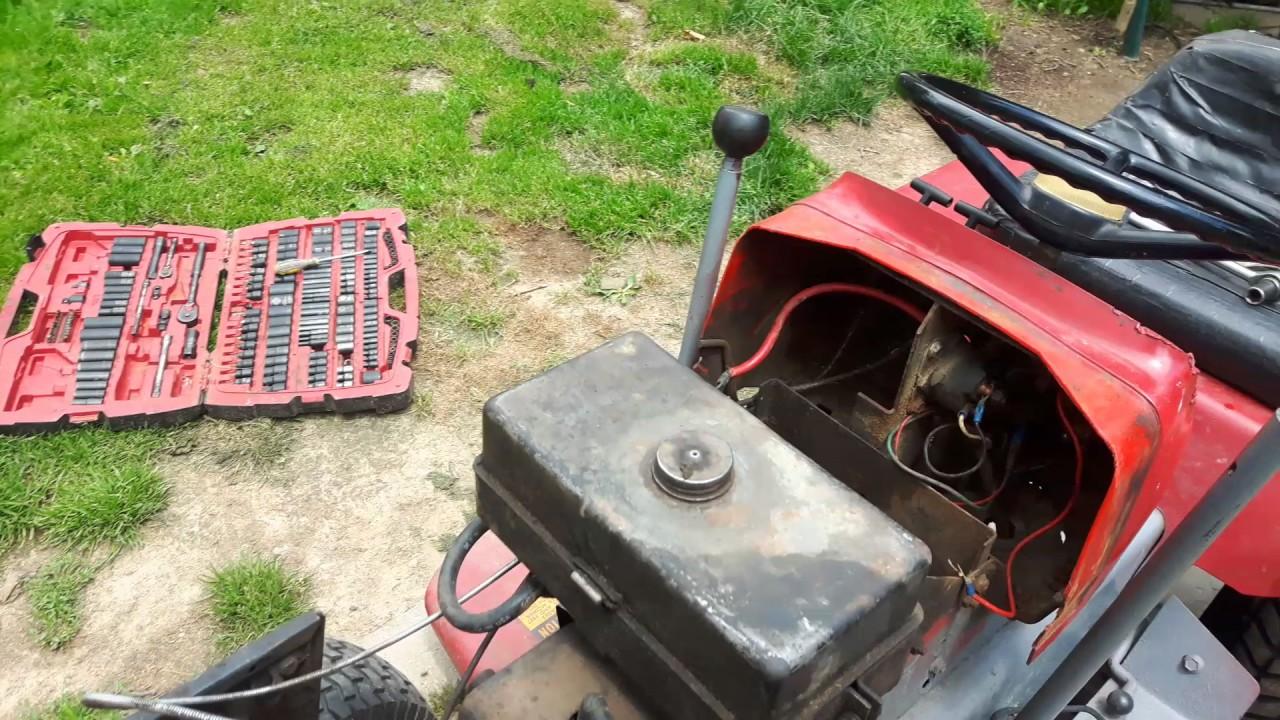 Massey Ferguson Charging System : Update massey ferguson re wire youtube