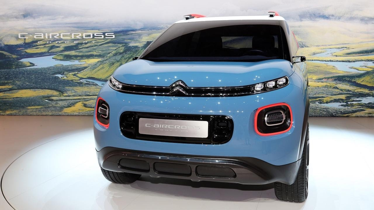 next generation citroen c3 picasso review 2017 youtube. Black Bedroom Furniture Sets. Home Design Ideas