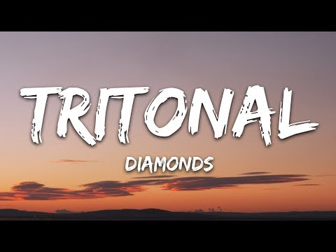 Tritonal - Diamonds (Lyrics) ft. Rosie Darling