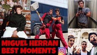 Miguel Herran Best Moments (Instagram)