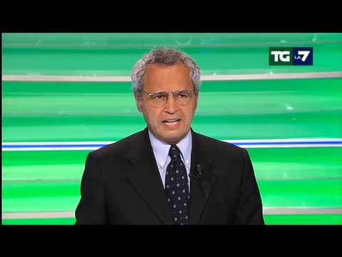 TG La7 - Imprevisto in diretta, Enrico Mentana: 'Il servizio non c'è? Ditemelo!'
