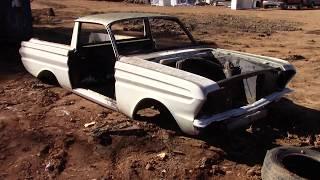 Scrapped!? 1964 Ford Ranchero