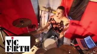 15 Seconds With Matteo Mallardi Vic Firth !