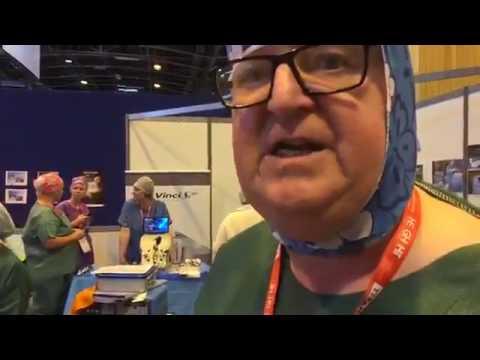 Interview présentation de JJ à la Paris Healthcare Week 2017 par Emmanuel  Foa