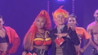 Nicki Minaj FEFE Live on The Ellen Show 2018.mp3