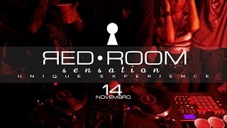TEASER RED ROOM SENSATION - UNIQUE EXPERIENCE - 14 DE NOVEMBRO - ARENA VITÓRIA
