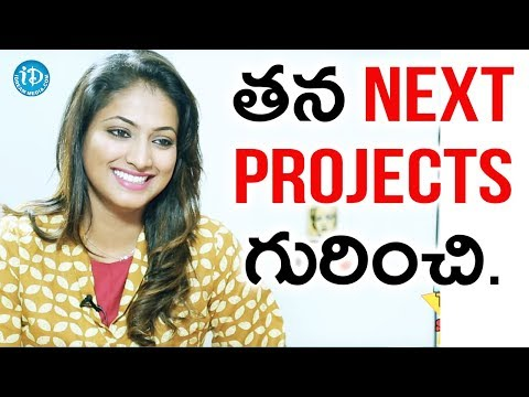Hariprriya About Her Upcoming Projects || Star Talks With Sandy