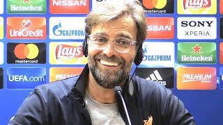 Roma 4-2 Liverpool (Agg 6-7)- Jurgen Klopp Post Match Press Conference - Champions League Semi-Final