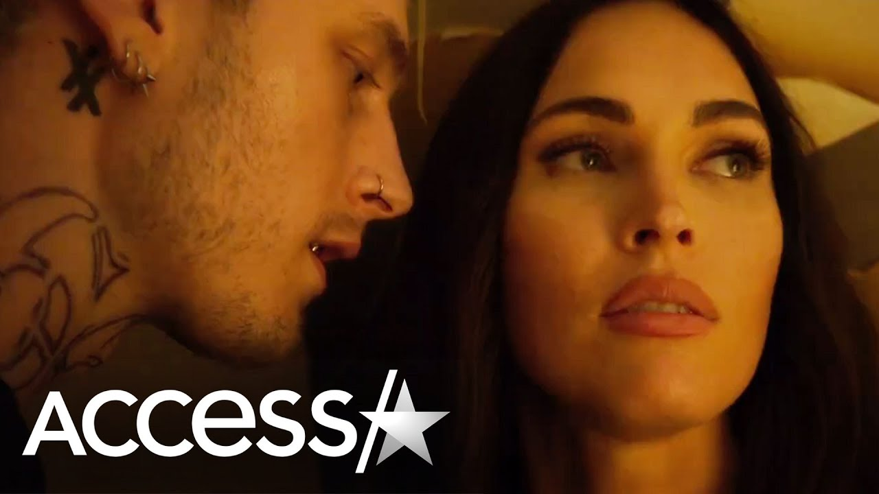 Megan Fox Punches Machine Gun Kelly In New Movie Trailer