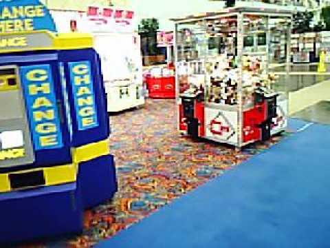 Butlins Minehead Amusement Arcade