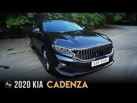 Kia Cadenza | In-depth review of 2020 Kia Cadenza (What's new? New K7 from Korea)