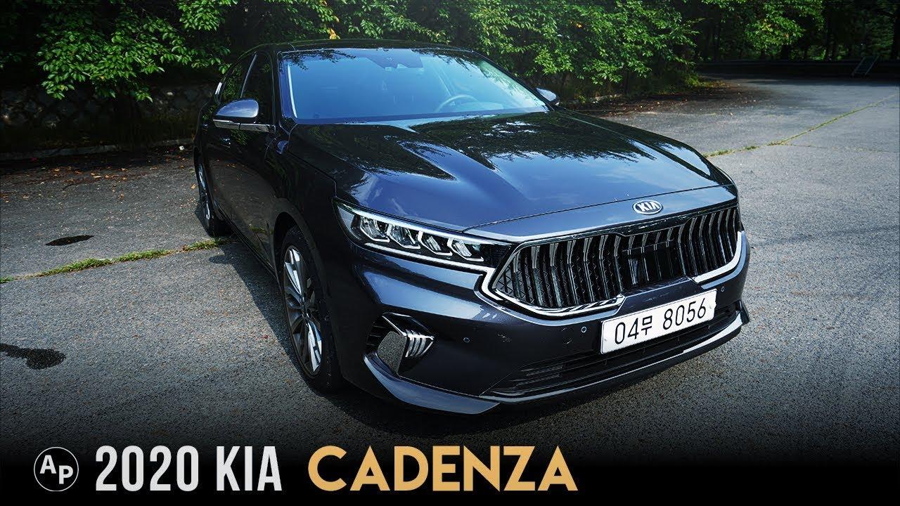 Kia Cadenza In Depth Review Of 2020 Kia Cadenza What S New New K7 From Korea