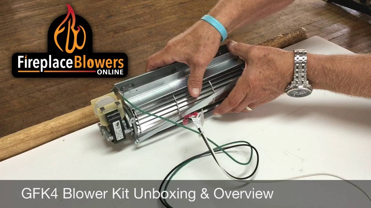 gfk4 blower kit unboxing u0026 overview youtube