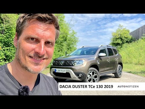 Dacia Duster TCe 130 2019 - Billig-SUV mit Mercedes-Motor? Review, Test, Fahrbericht